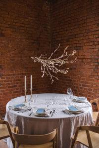 Oklaski – minimalistyczne dekoracje ślubne